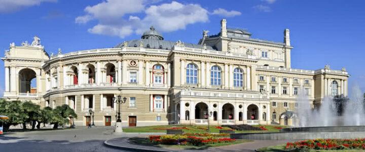 Let's Visit Odessa